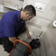 Werkzaamheden loodgieter