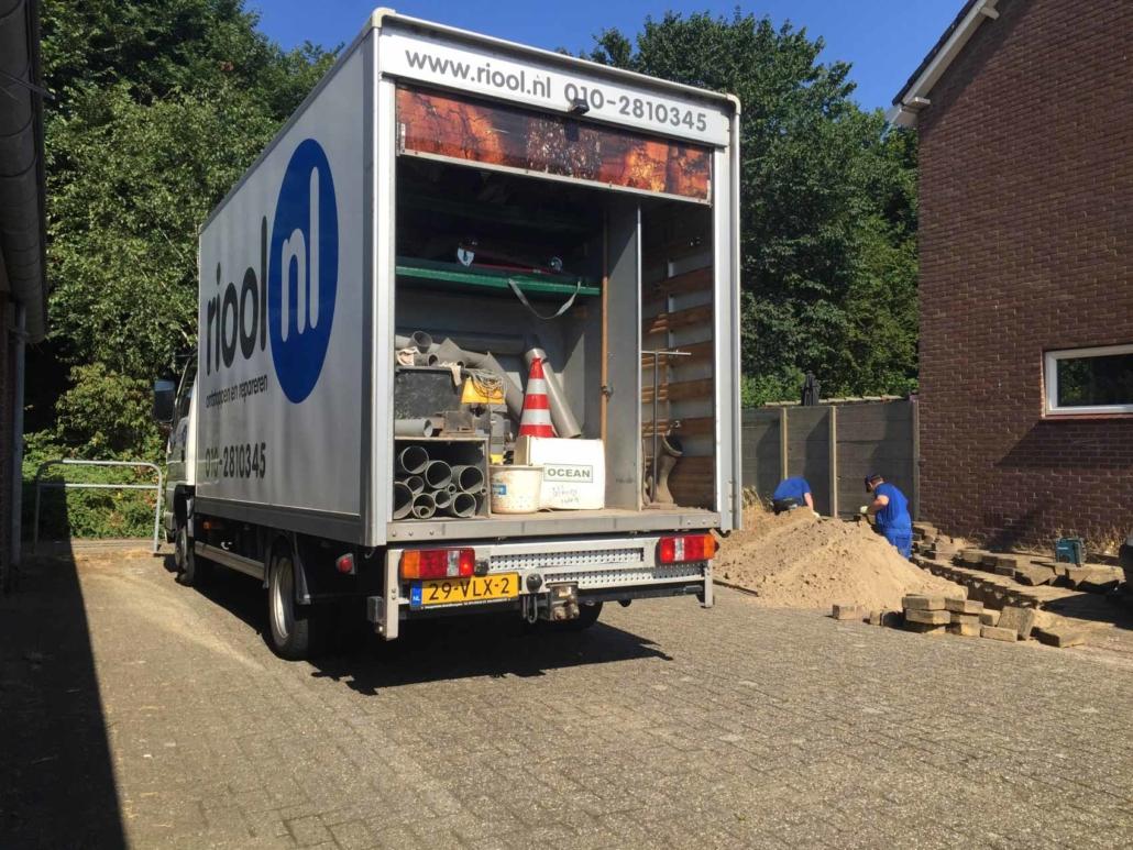 Riool.nl wagen